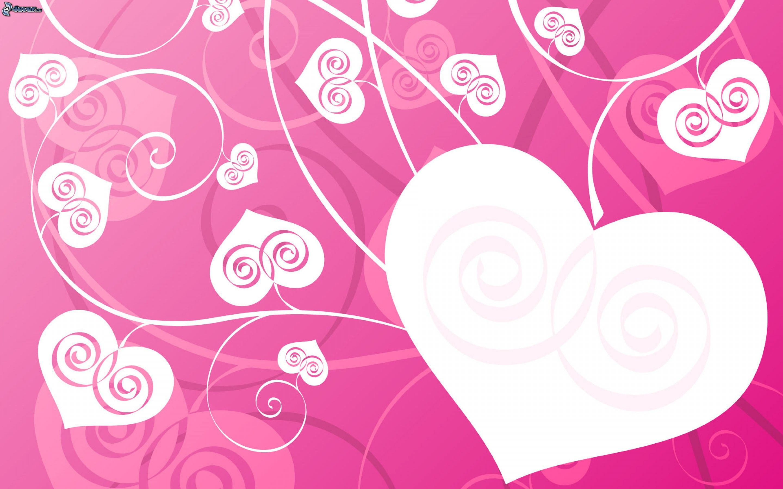 Fondos de corazones rosa colores imagui for Imagenes fondos animados