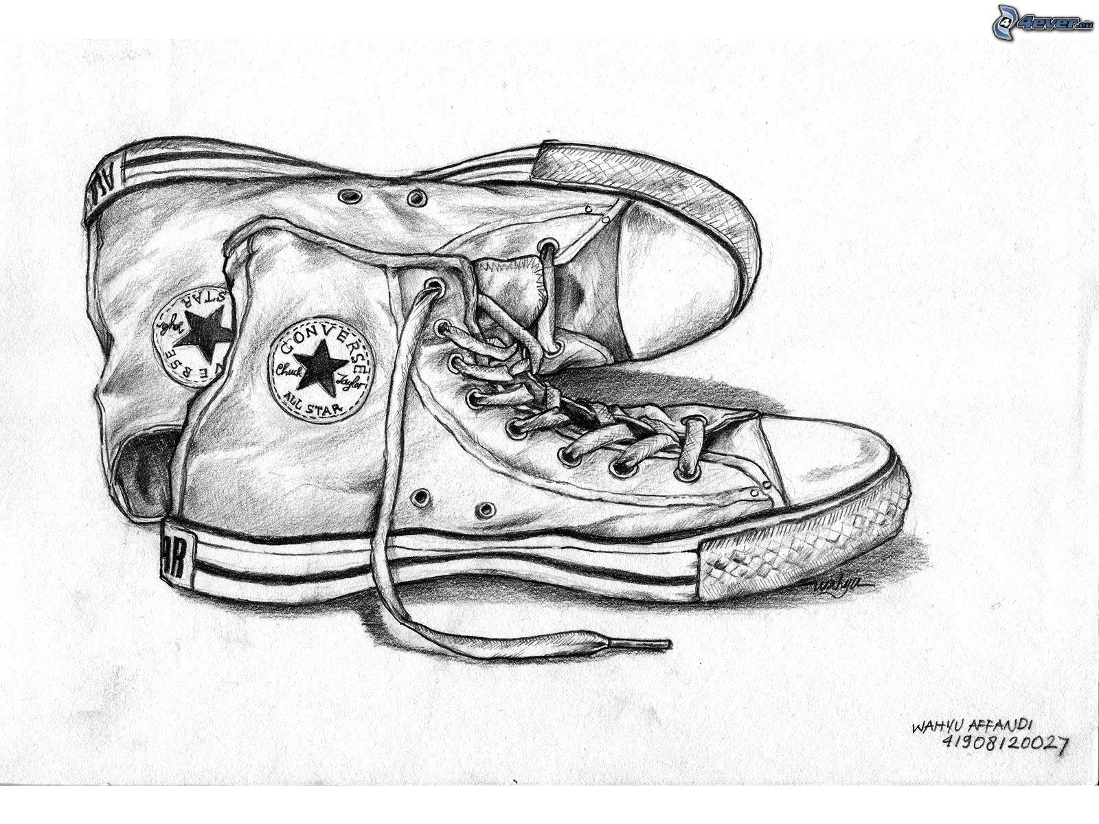 Converse Animados Abrildecoracion Con Dibujos es Yg76Ibfyv