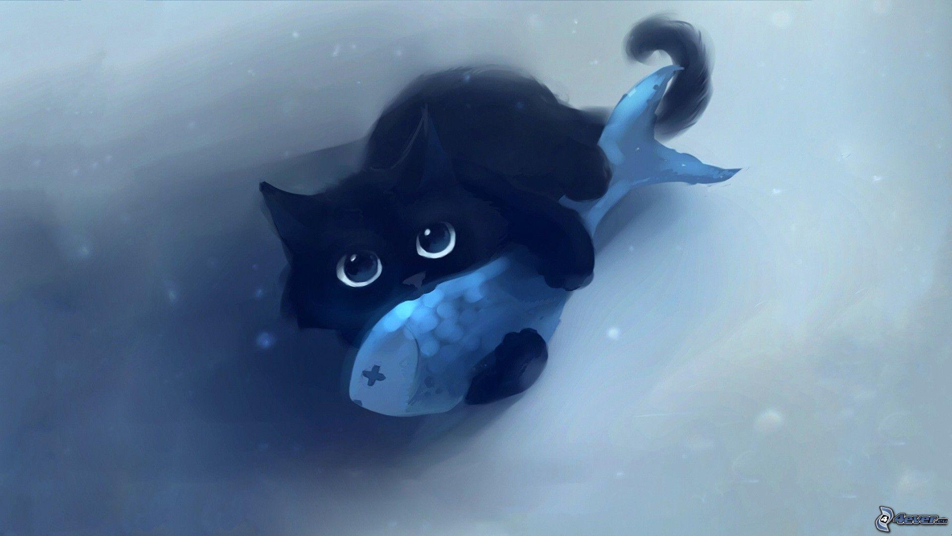 Soñar con gato negro y gordo - mis-suenosorg