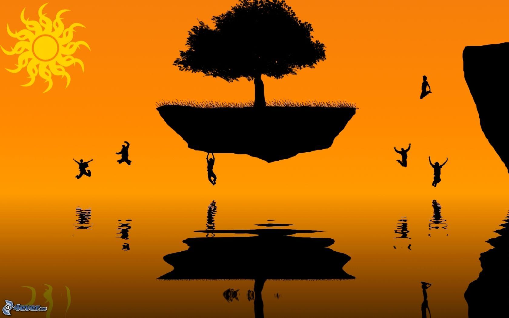 Isla Voladora