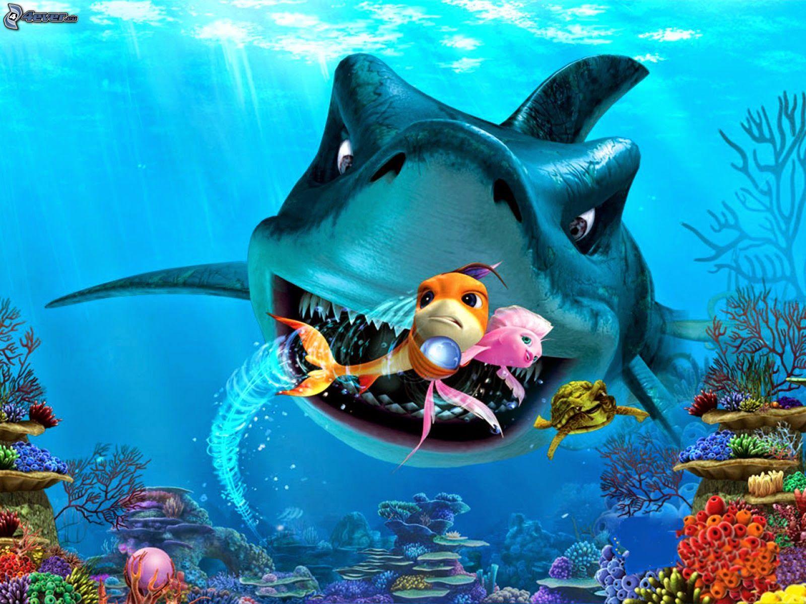 Картинки акул