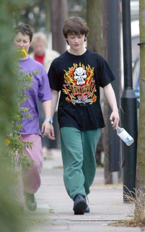 Daniel Radcliffe Größe