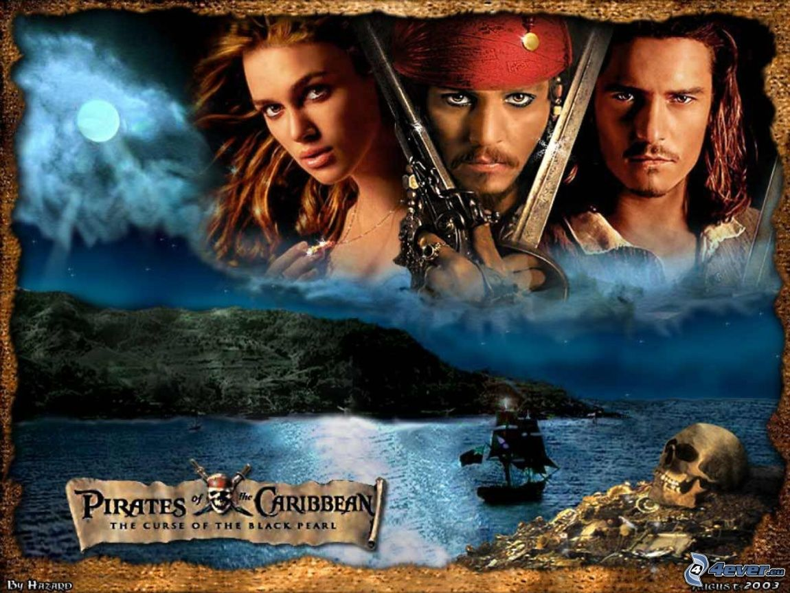 Pirates of the caribbean nudity porno picture