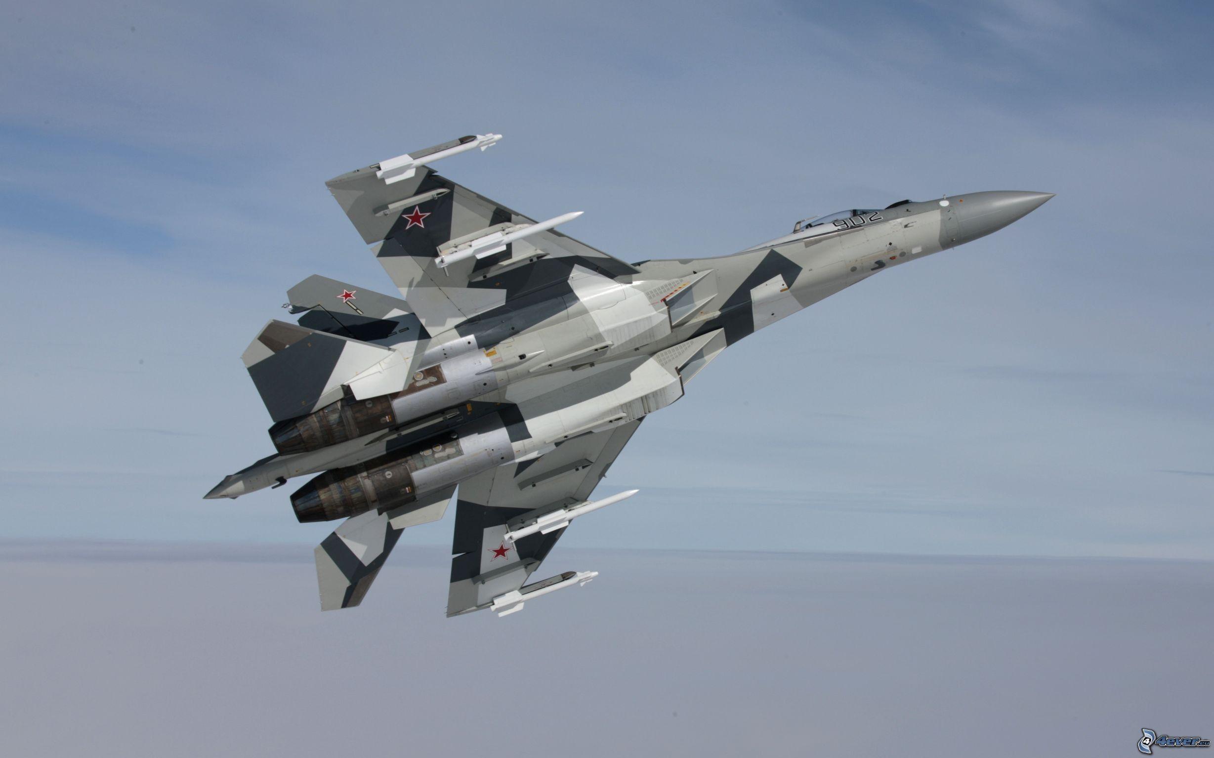 SU-35: El temibe flanker Sukhoi-su-35-198488