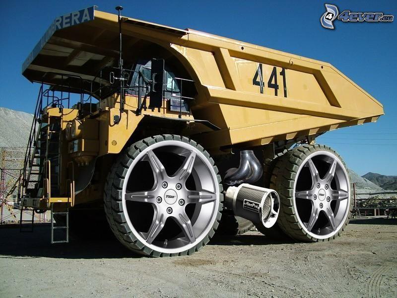 Camiones Tuning - Fotos de coches - Zcoches
