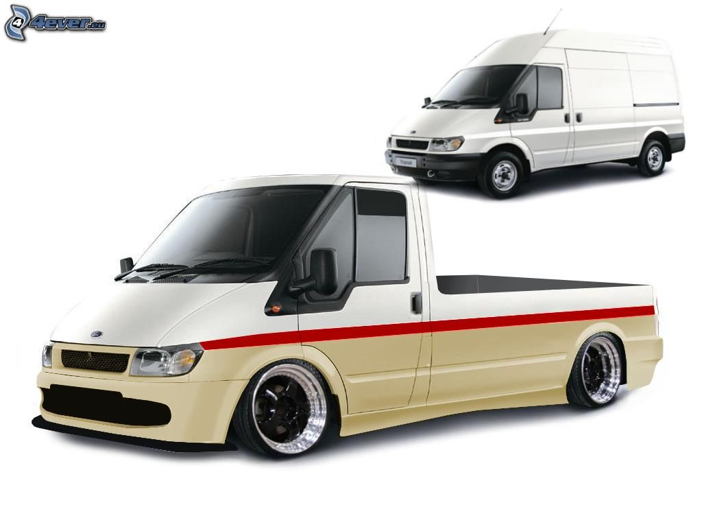 Ford Transit Tuning