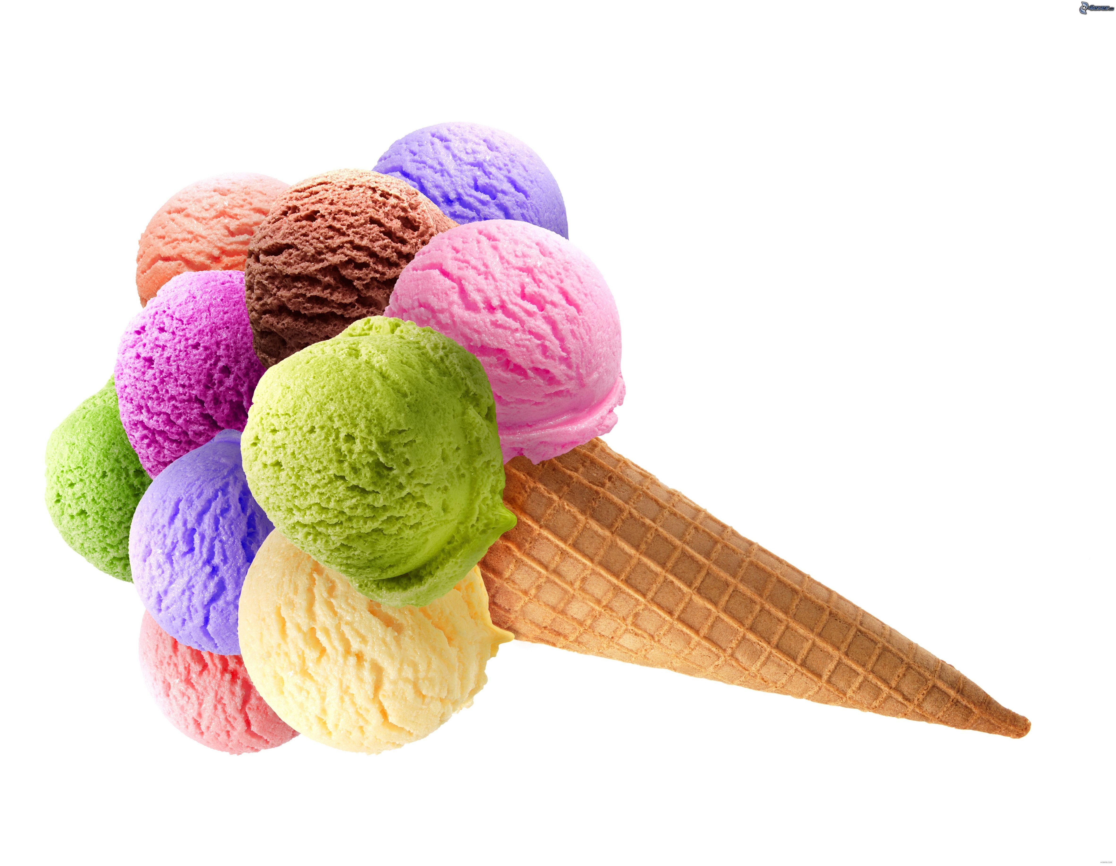 Helado - Calorias de un cono de helado ...