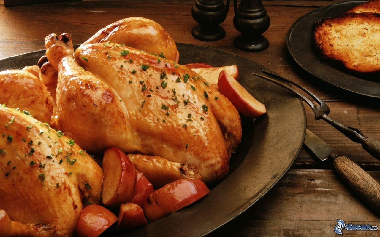 Pollo asado - Salsa para pollos asados ...