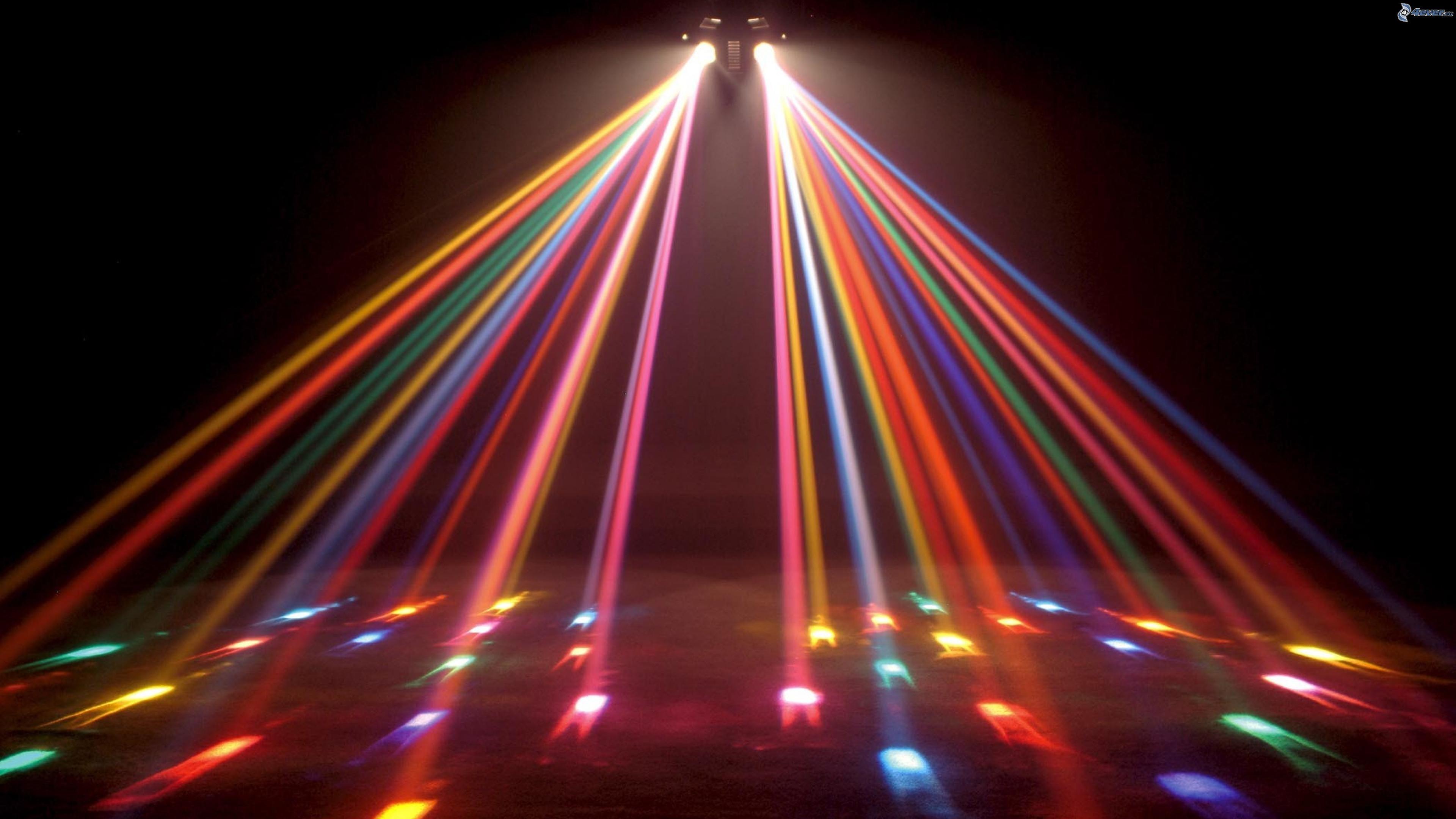 Luces de discoteca
